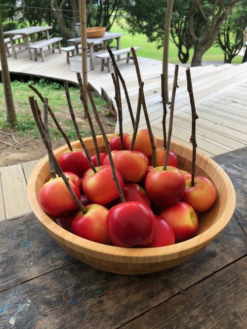 蘋果糖葫蘆