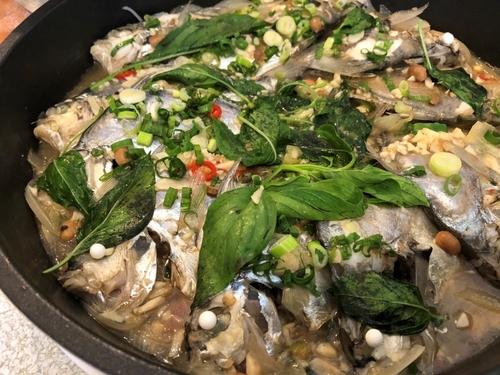 冬瓜醬燒三角魚